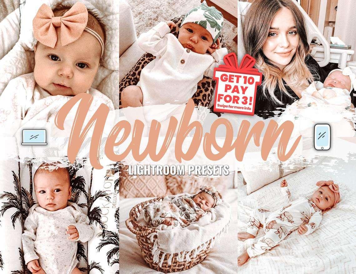newborn lightroom presets