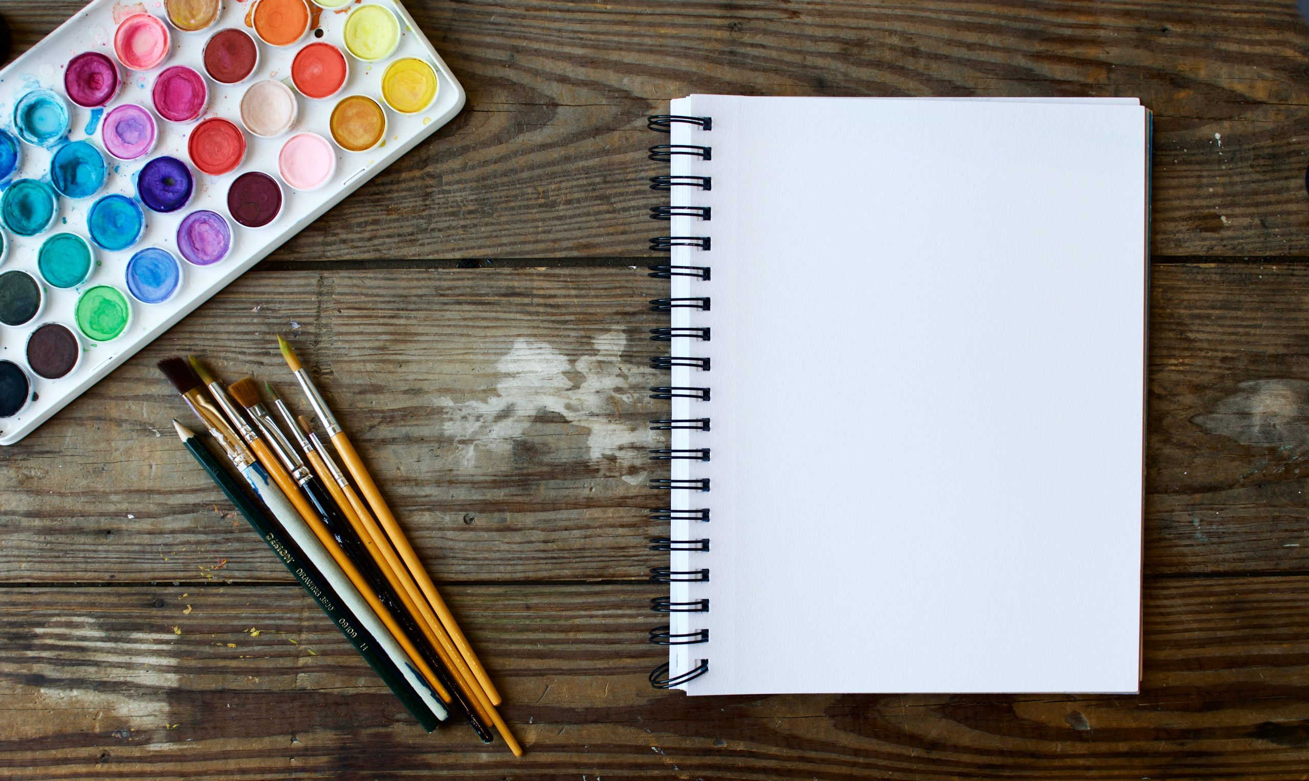best Squarespace template for artists