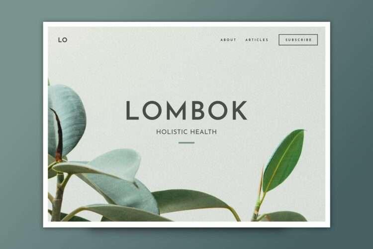 lombok-ui-kit