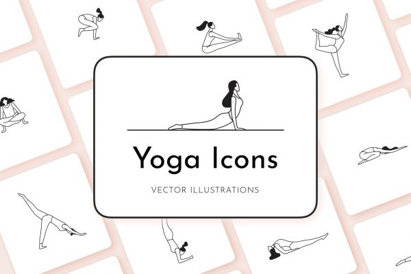 yoga-icons-set-cover-image