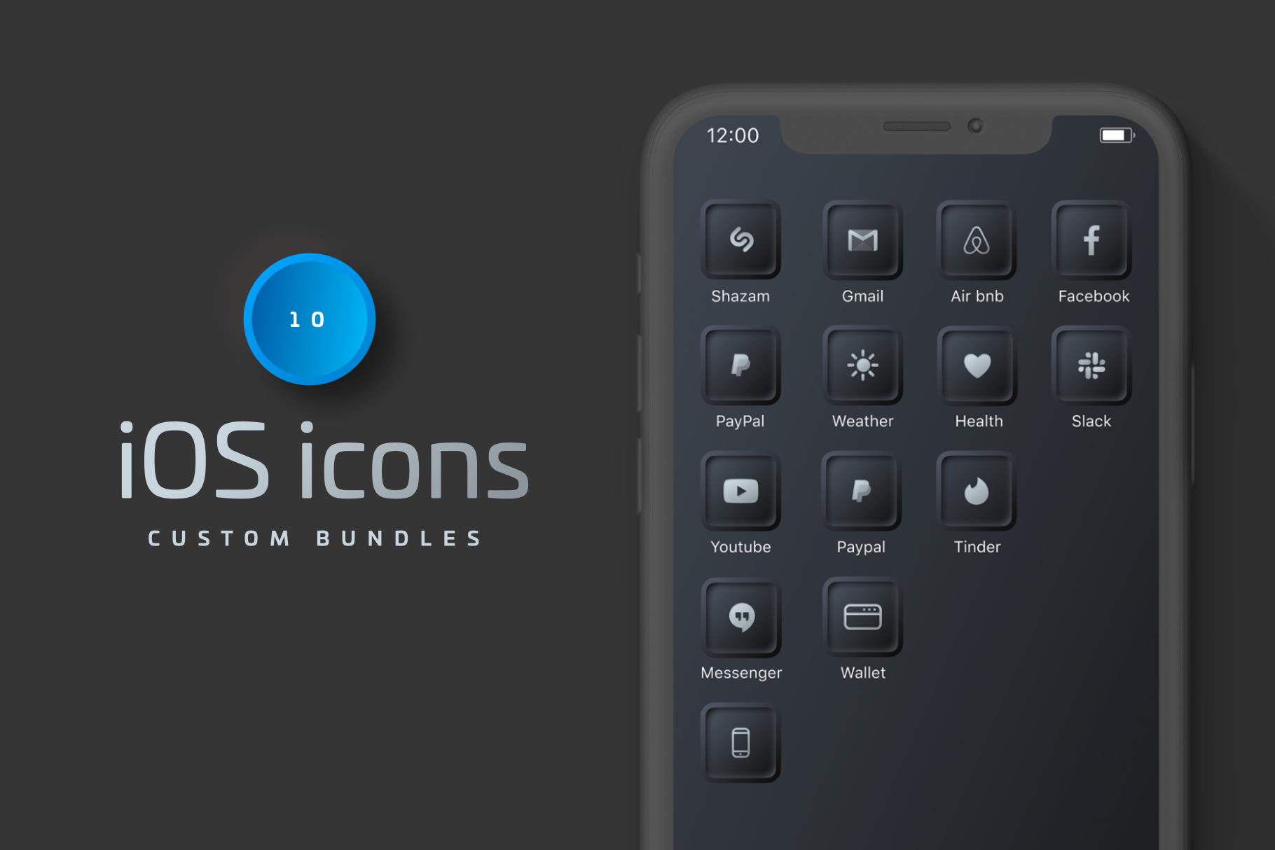 best iOS 14 custom icon packs
