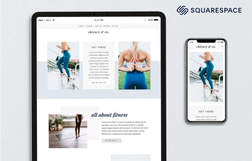 10 Best Squarespace Templates For Therapists Psychologists To Attract New Clients