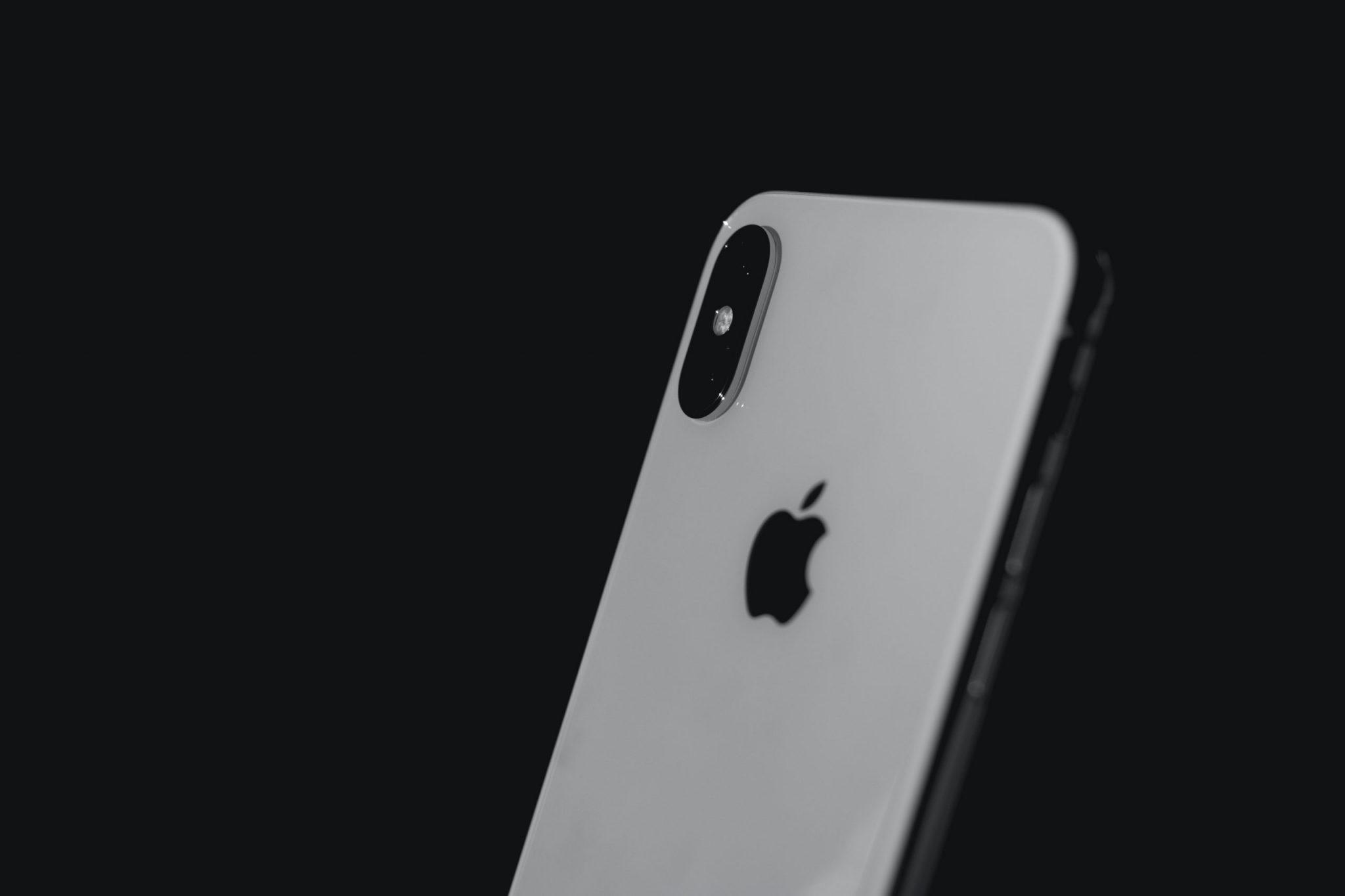 Figma iPhone template