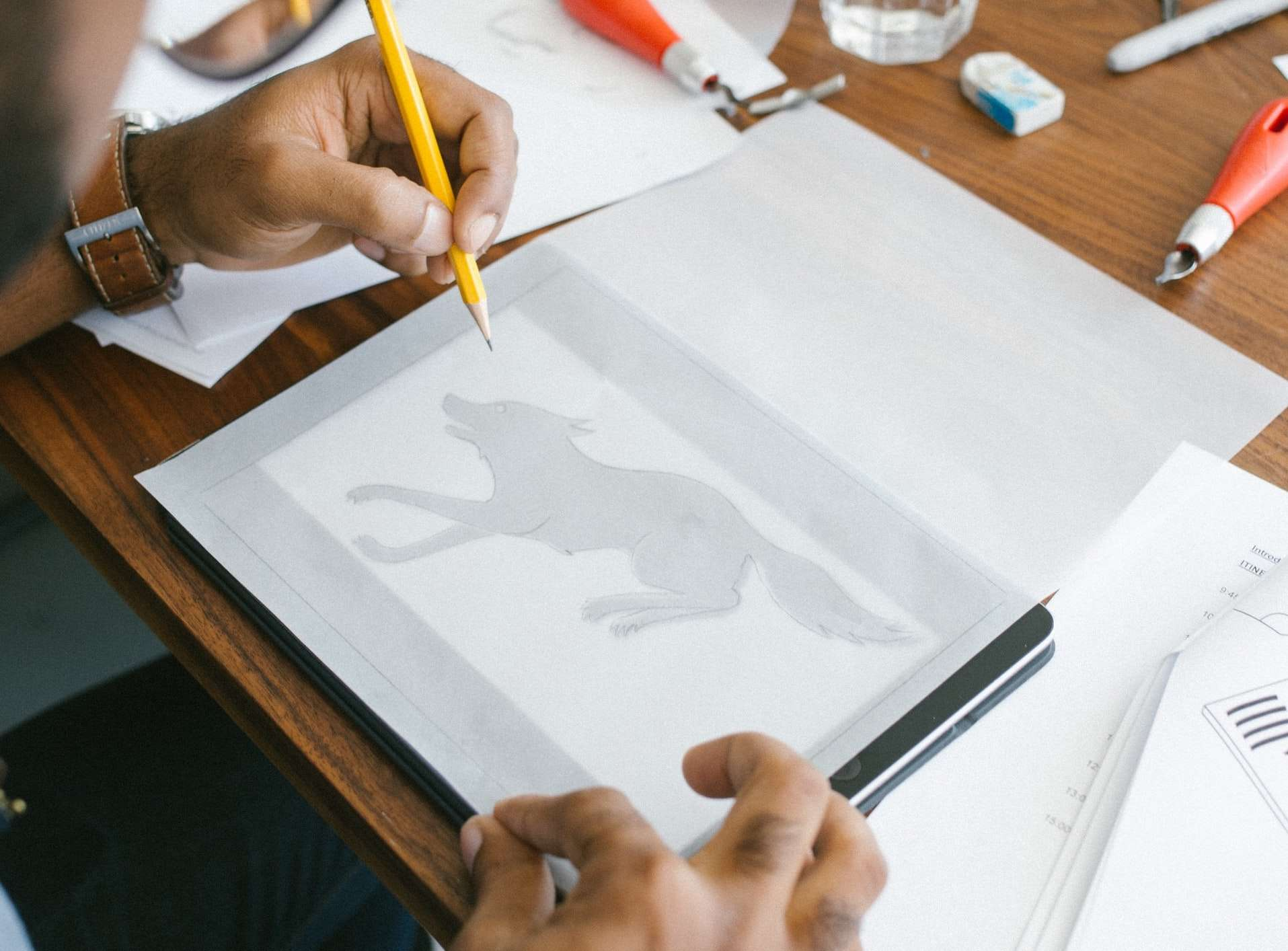how to become an illustrator without a degree