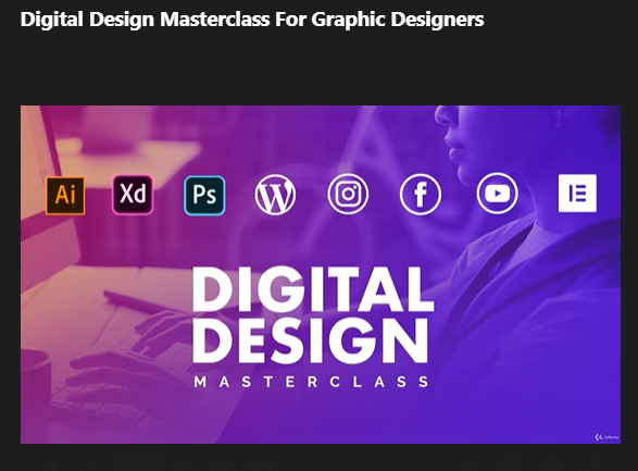 advanced graphic design online courses